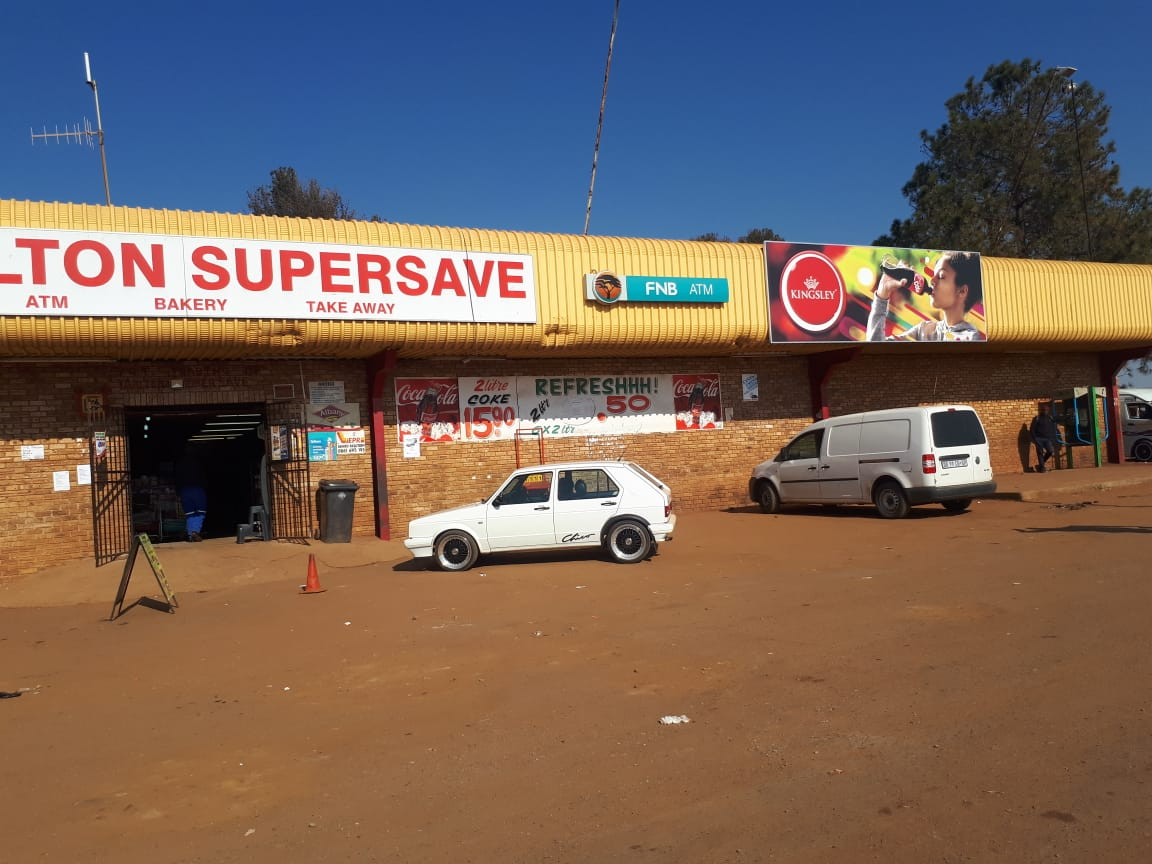 Well-established business for sale in Krugersdorp/Mogale city