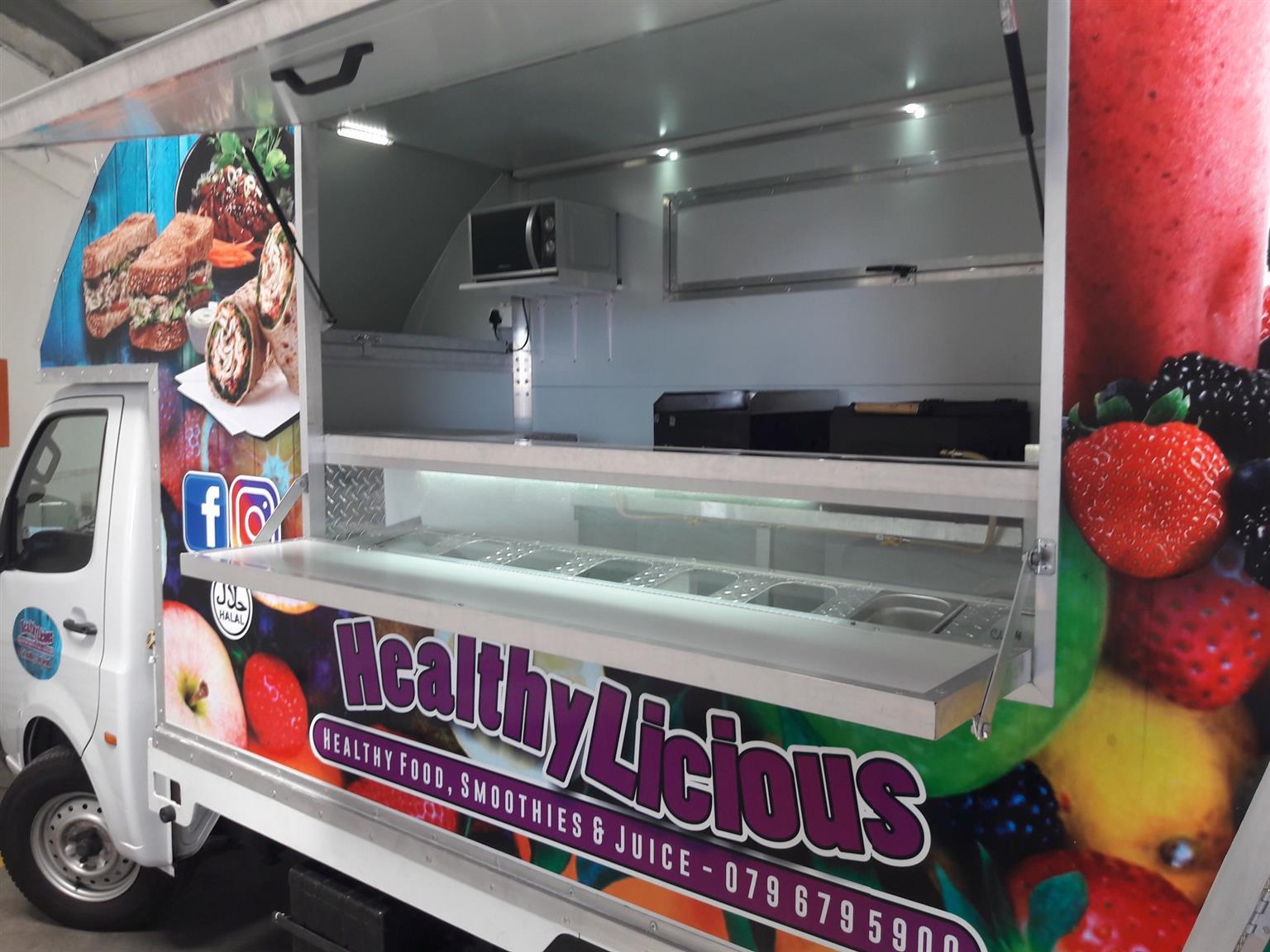 Food Trucks For Sale Kos Trokkies Te Koop Junk Mail