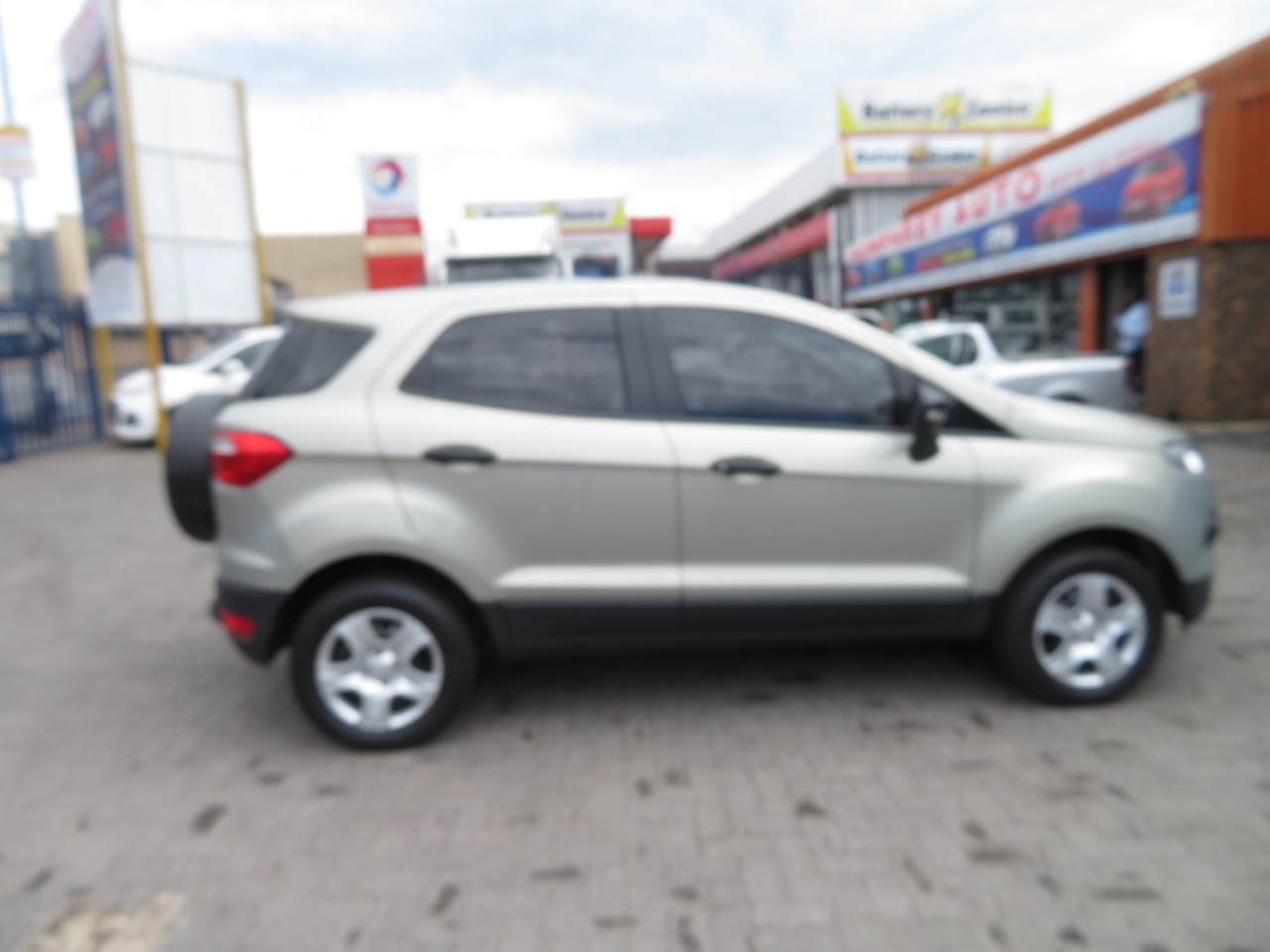 2015 Ford EcoSport 1.5 Ambiente