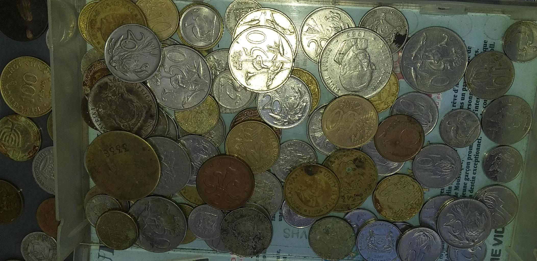 Antique  coins,medals and collectables