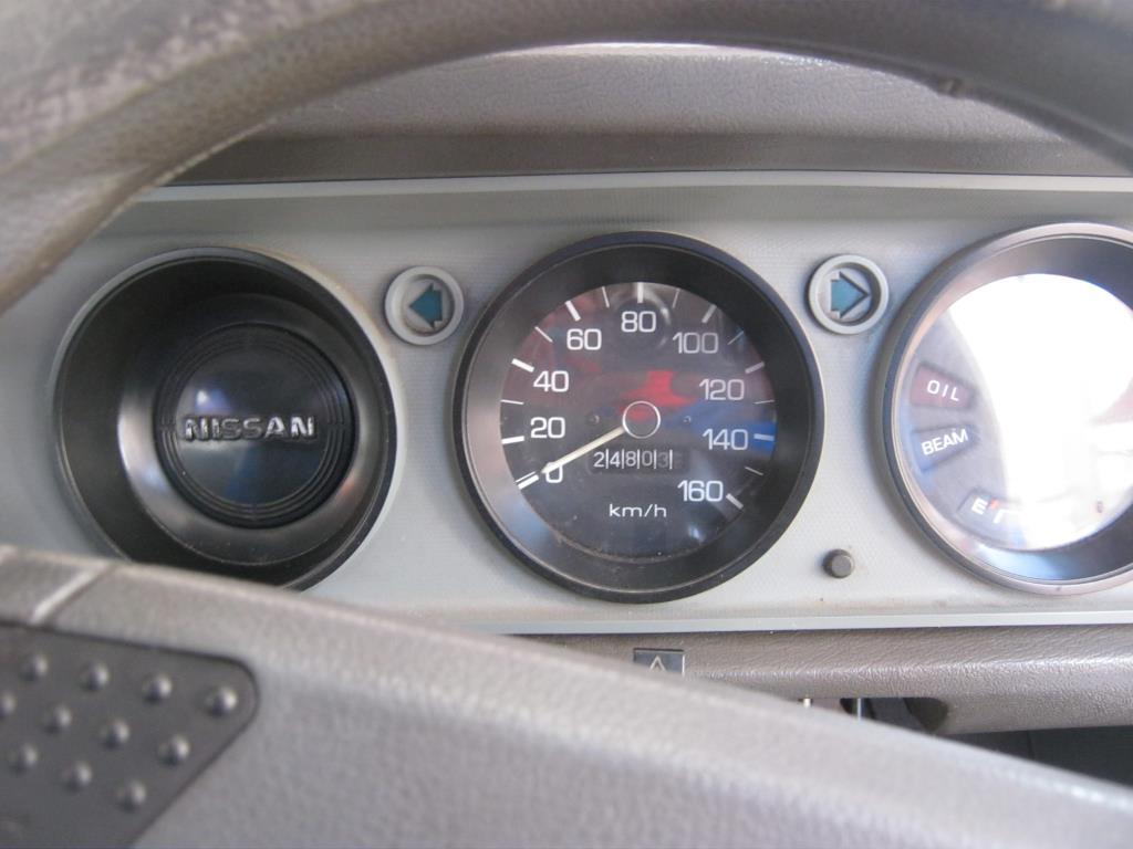 2008 Nissan 1400 Heritage Edition