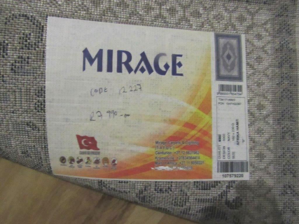 Exquisite Turkish carpet. 1,6 x 2,3 m
