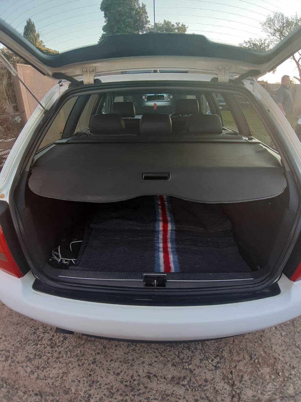 1999 Audi A4 1.8T