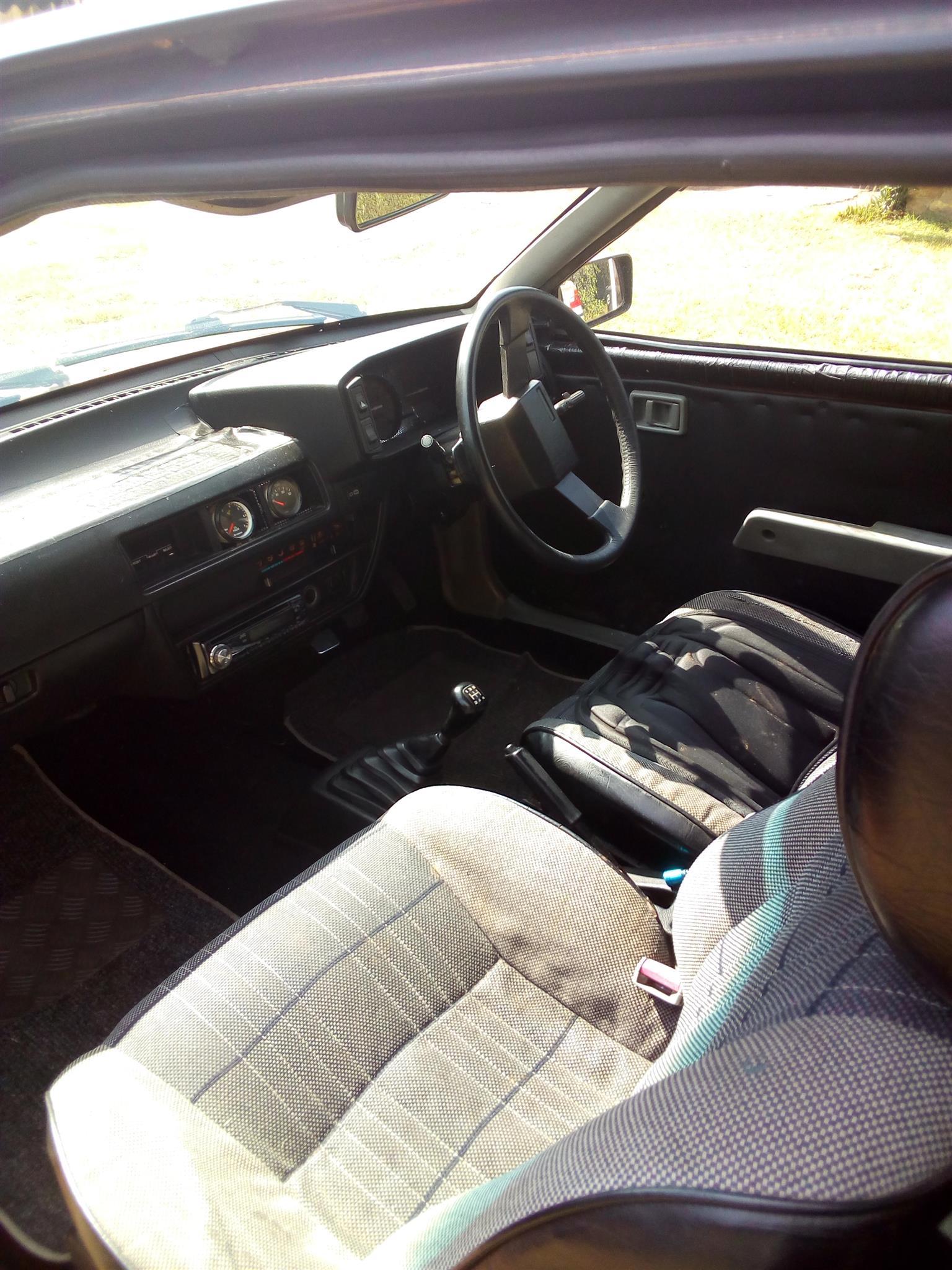 Nissan langley exa