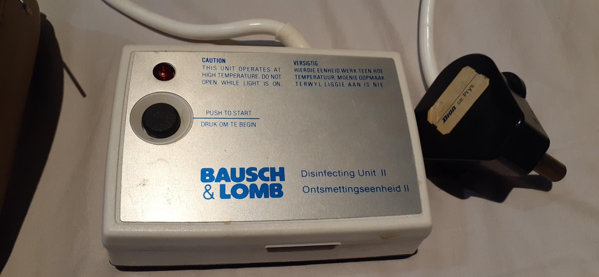 Contact Lens Sterilization Kit