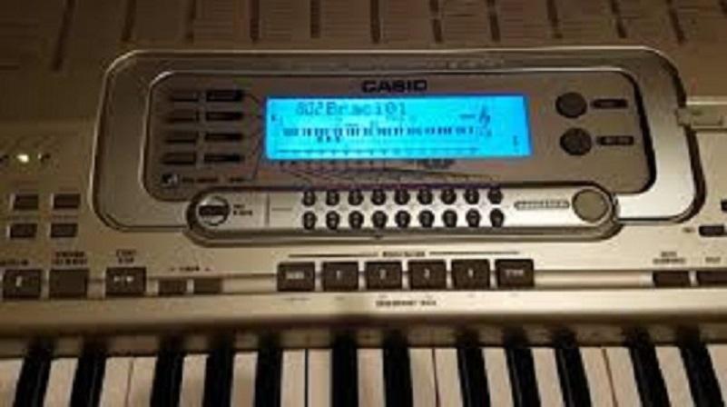 Professional Series 76 Key Digital Recording Studio Styled