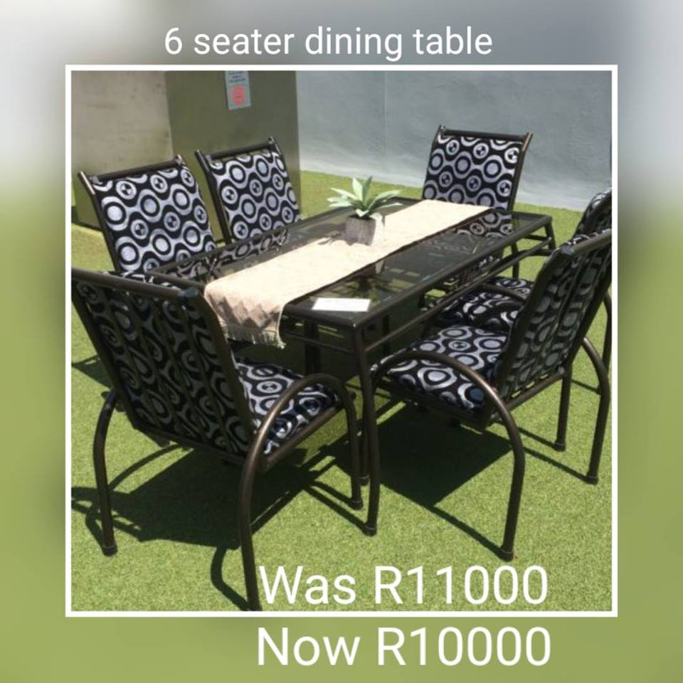 6 Seater dining set for sale
