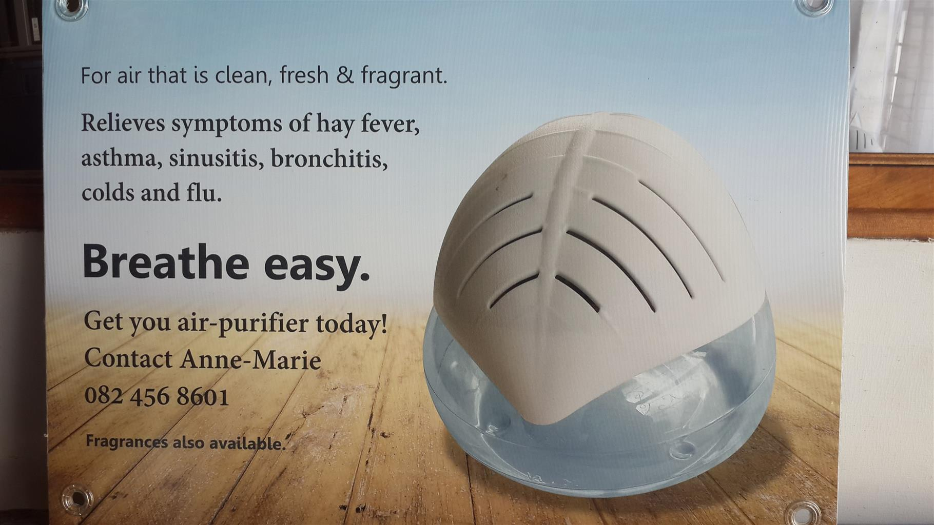 Water Air-Purifier BOWL