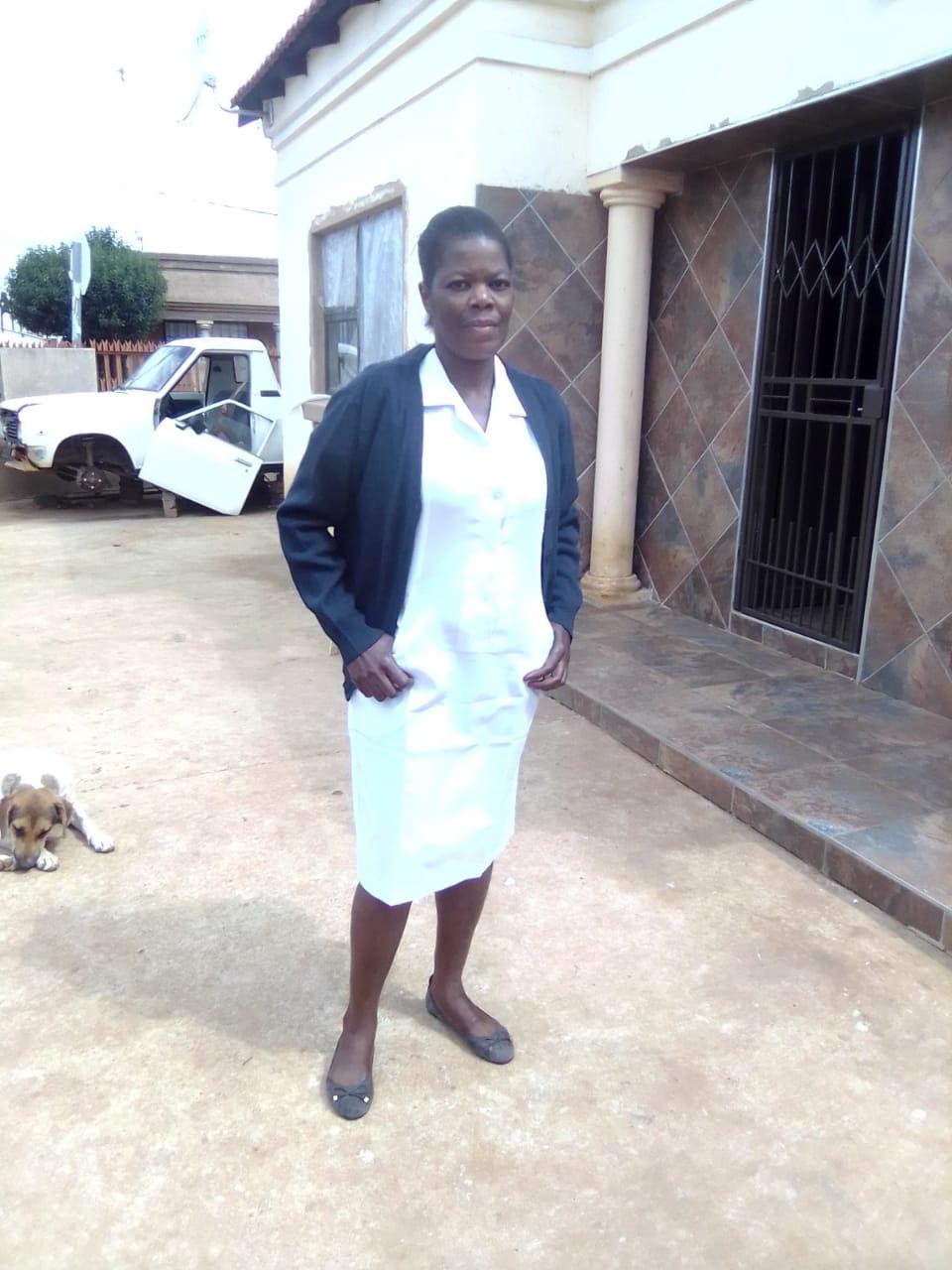 ZIMBABWEAN DOMESTIC WORKER /NANNY