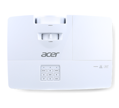 Acer Projector X117H DLP 3D SVGA 3600 Lm Desktop Projector
