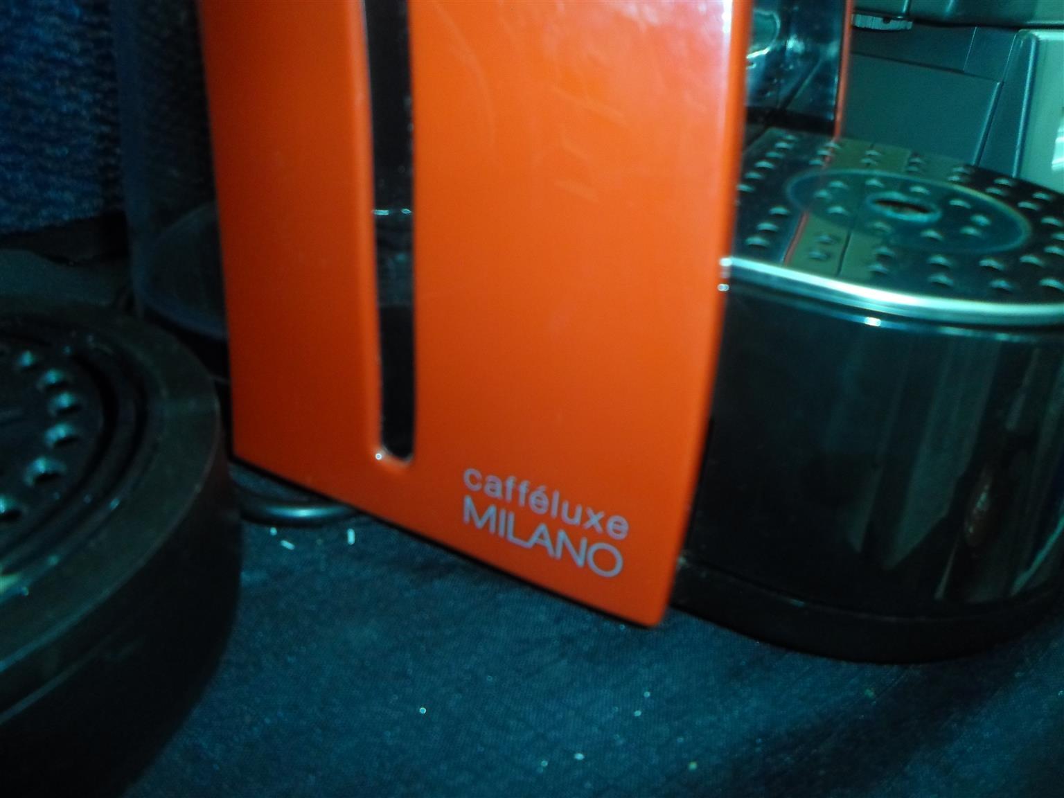 Caffeluxe Milano Coffee Machine