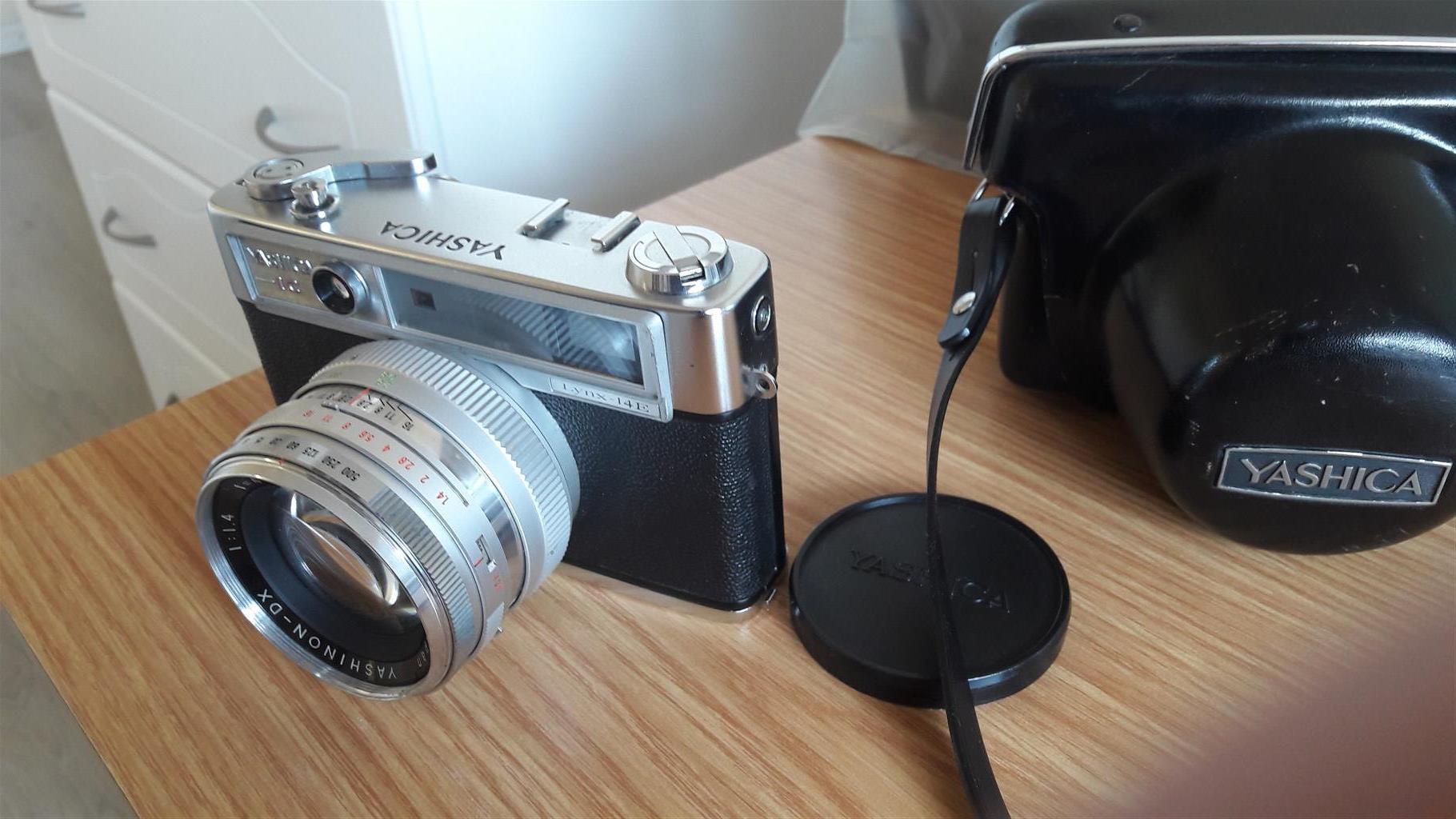 Film Cameras and lenses