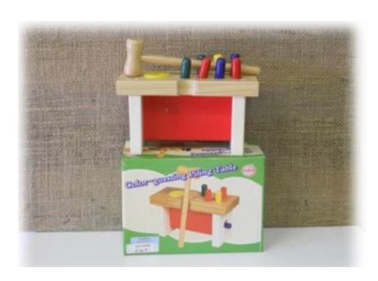 Kids wooden education toys