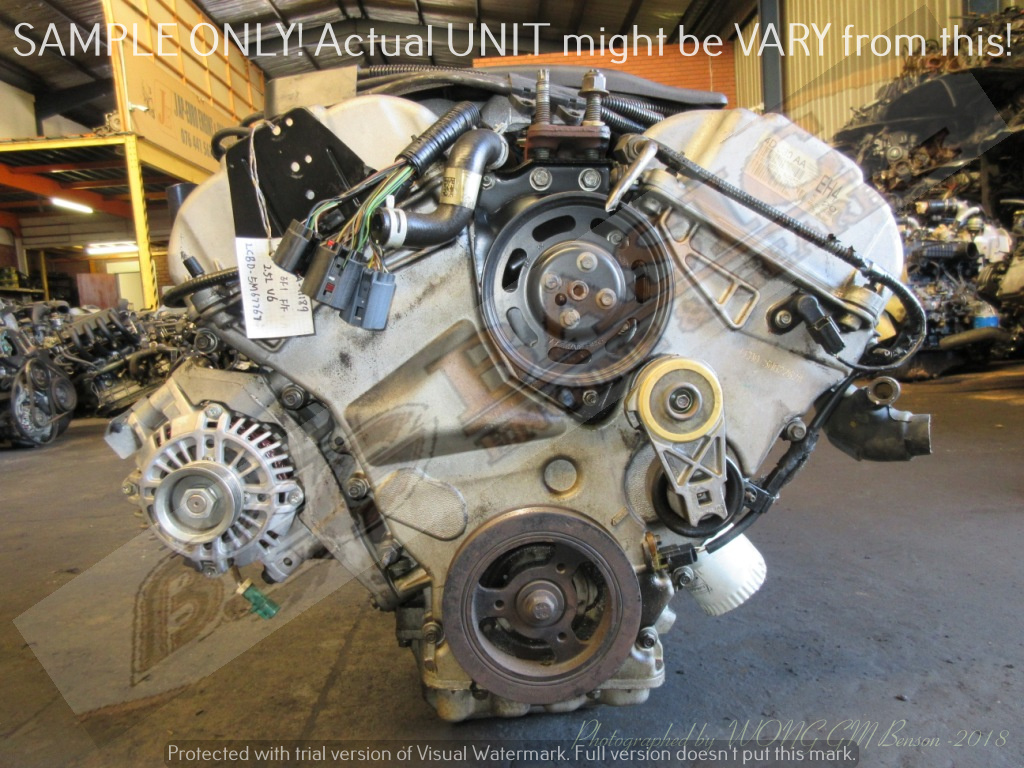 FORD MONDEO -LCBD 2 5L V6 DURATEC Engine | Junk Mail