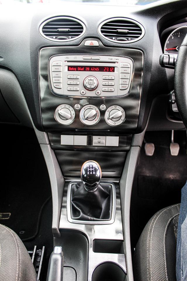 2011 Ford Focus 1.8 5 door Si