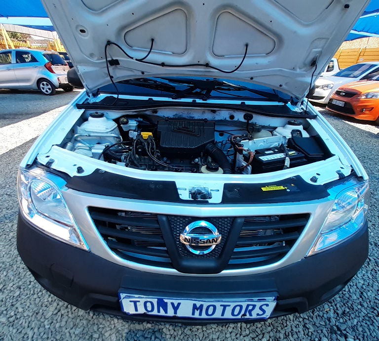 2017 Nissan NP200 1.6i loaded For sale!