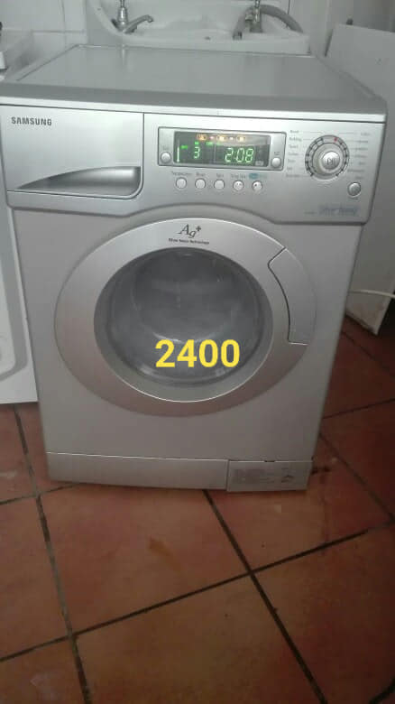 Drive washer dryer