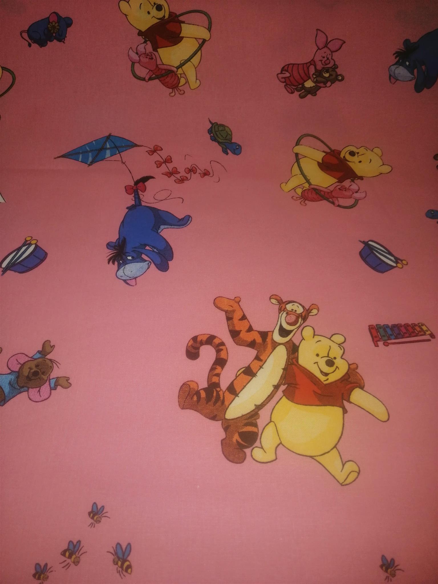 assorted Disney prints