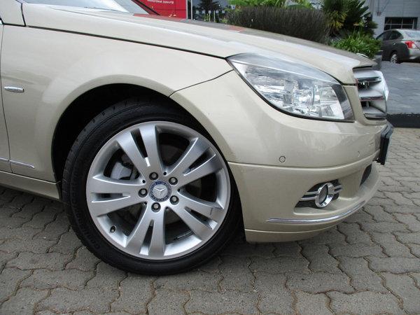 2009 Mercedes Benz C-Class C200 Edition C