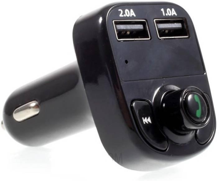 Dual USB Wireless MP3 Modulator