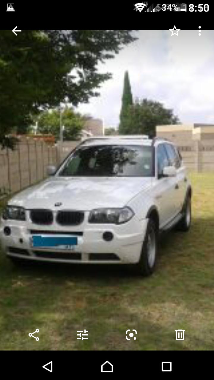 2004 BMW X3 xDrive20d