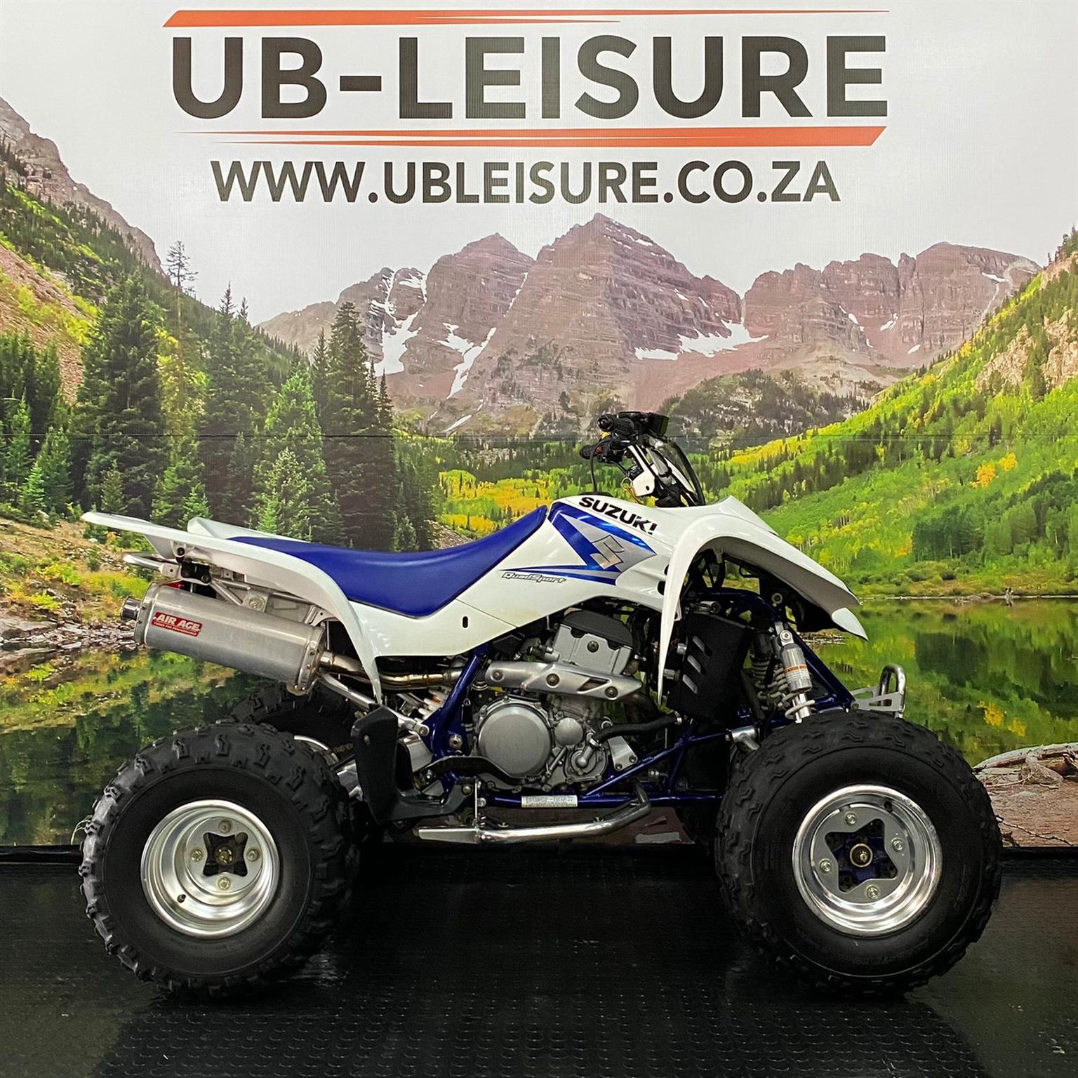 2005 SUZUKI LTZ 400 | UB LEISURE