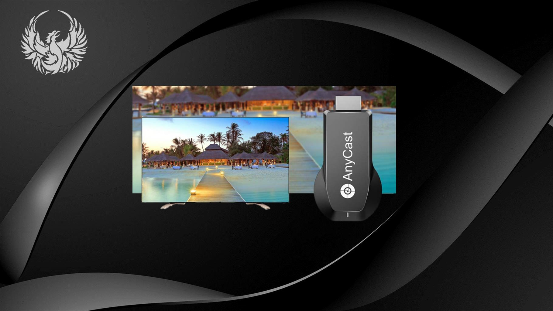 Needsbay.co.za : Anycast M100 Wi-Fi 4K Display TV Dongle Receiver