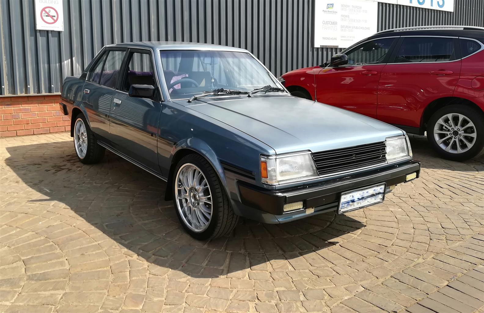 1984 Toyota Corolla 180i GLS