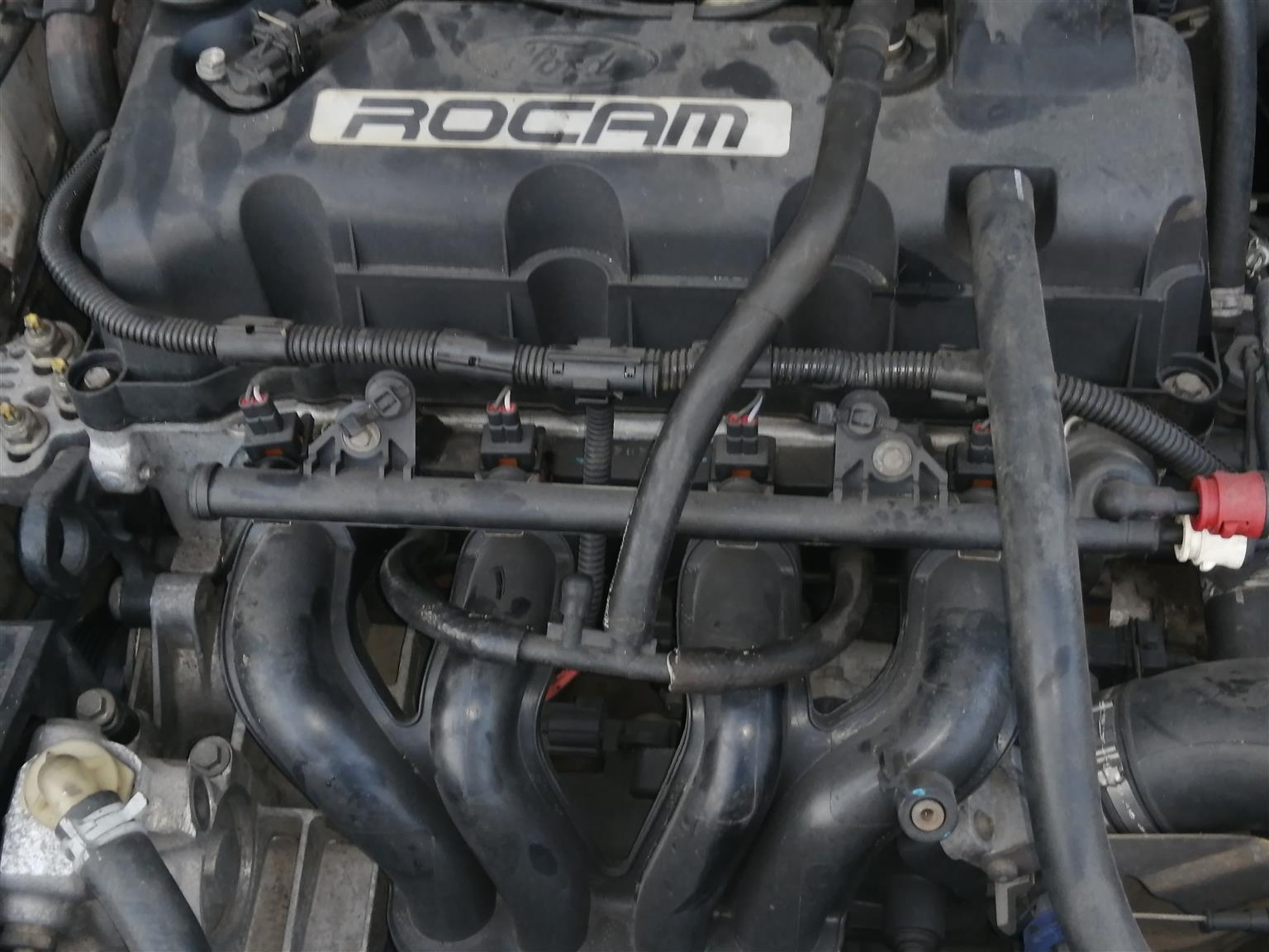 2007 Ford Bantam 1.4TDCi