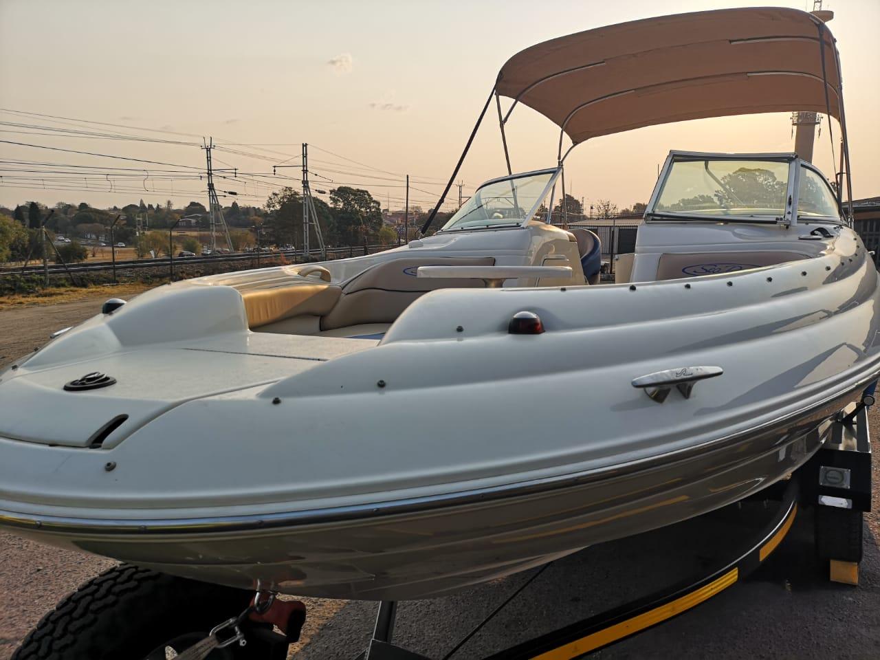 Searay 210, 5L Mercruiser