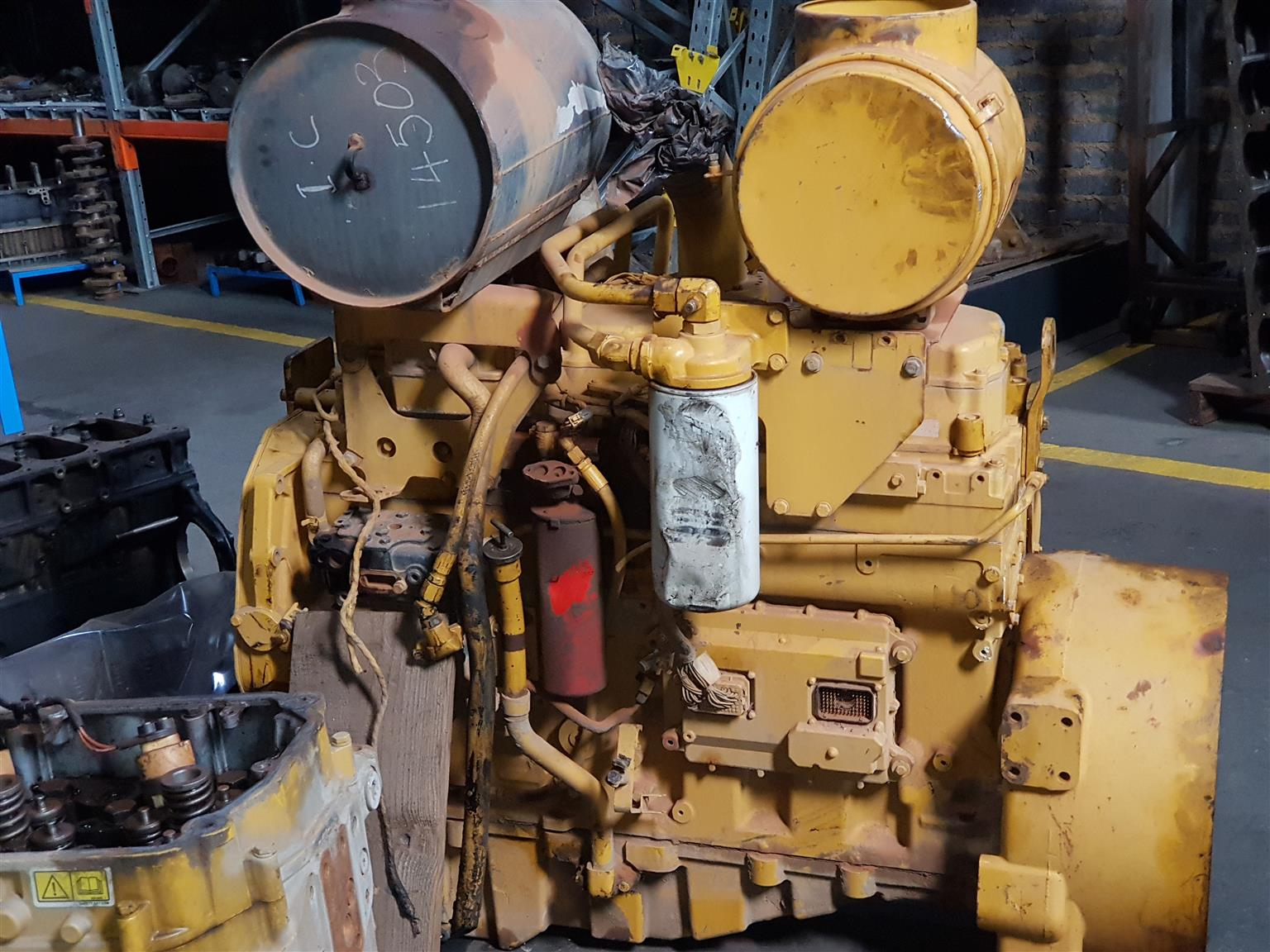 CAT C13 C11 C15 ENGINE PARTS FOR SALE