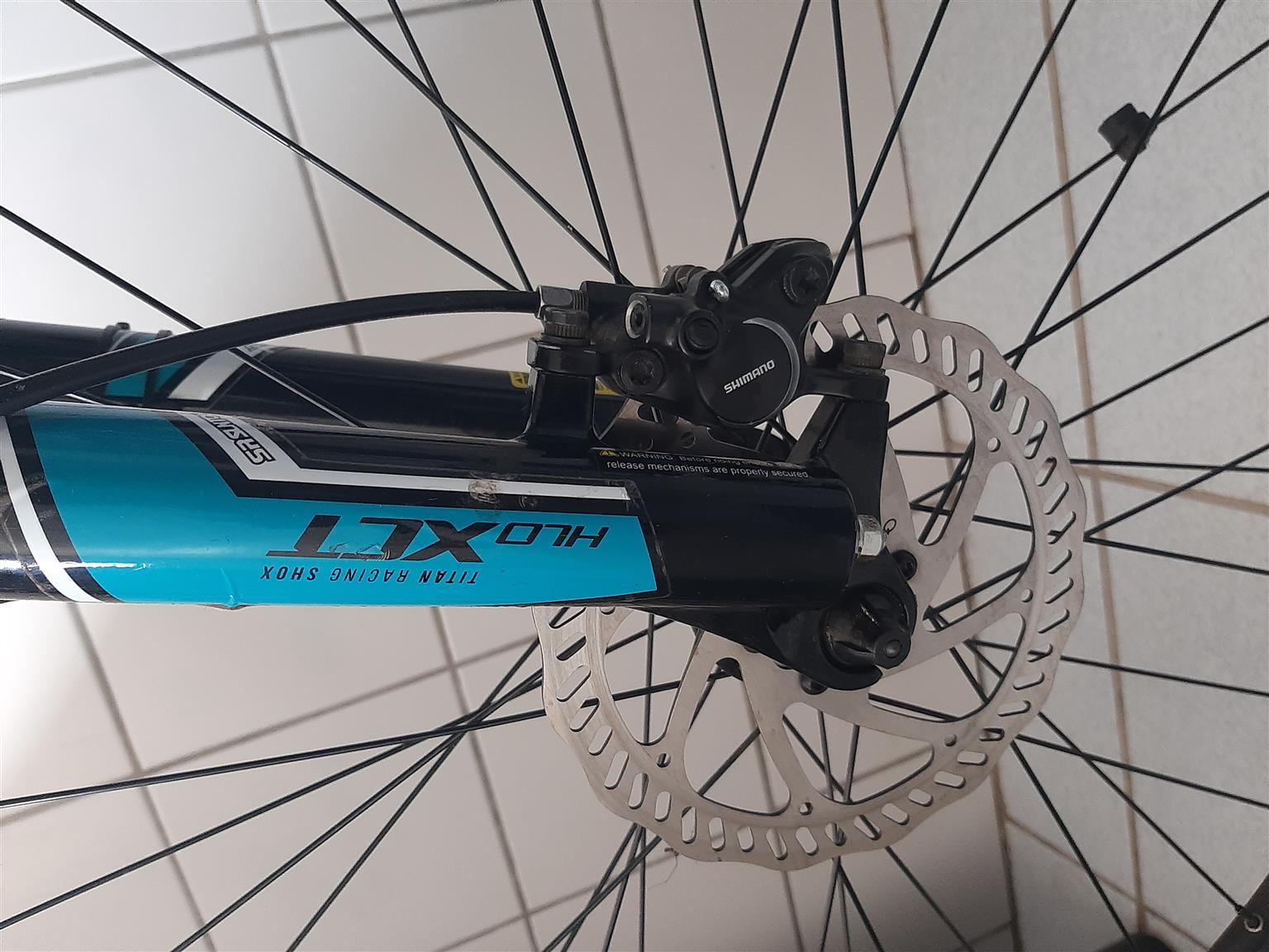 Titan Mountain Bike