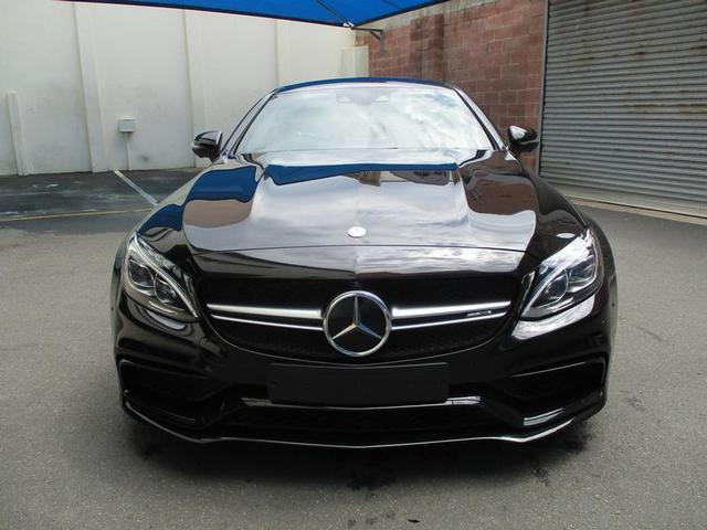 2016 Mercedes Benz C-Class coupe AMG COUPE C63 S