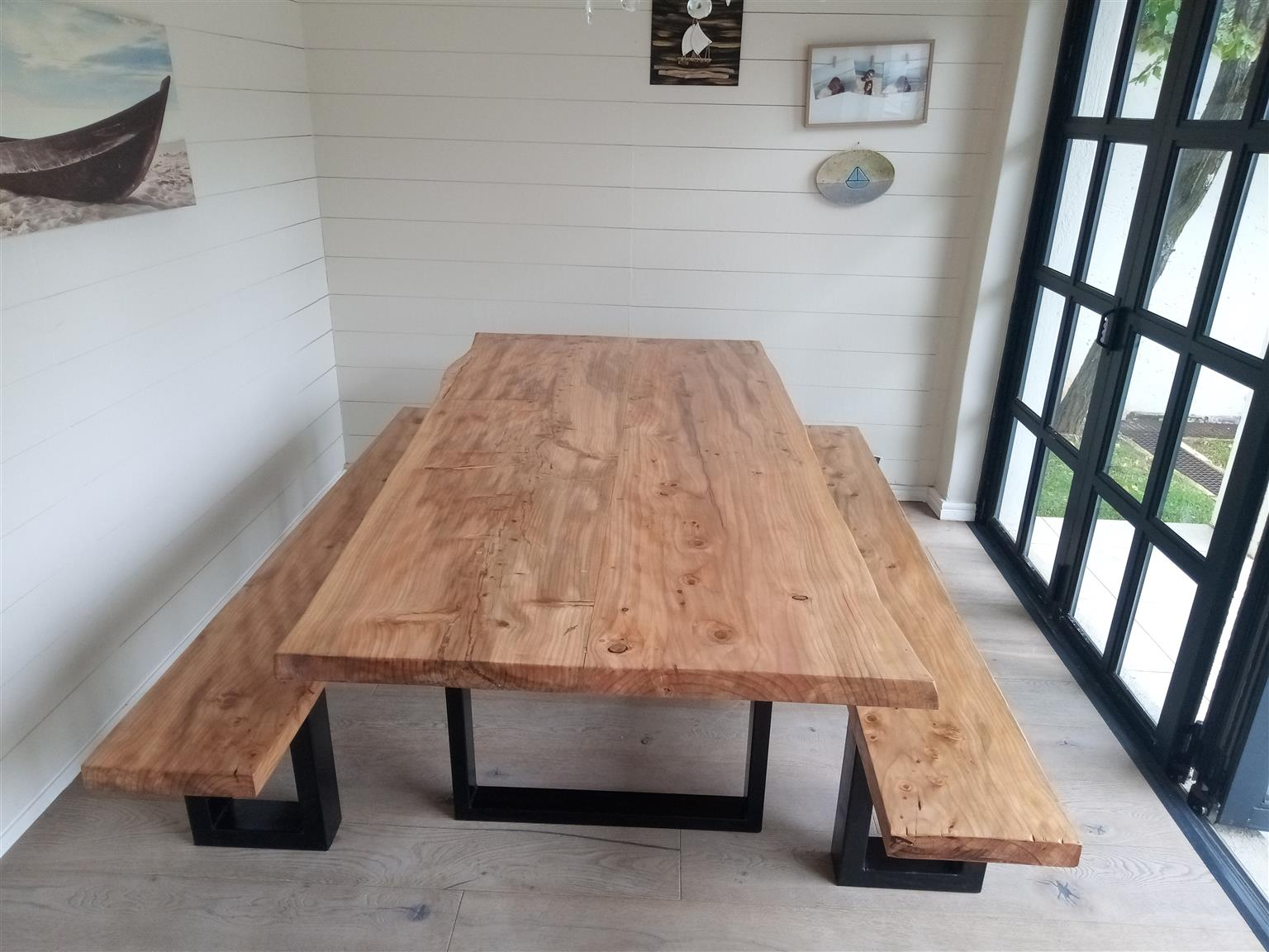 Live Edge Tables, Benches and Counter Tops