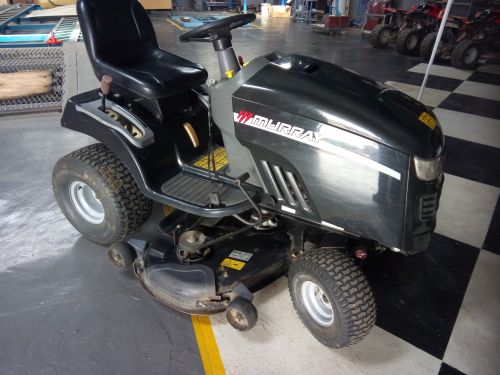 Ride on Lawnmowers as new