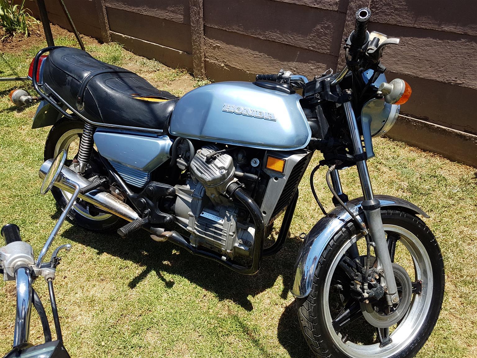 1985 Honda CTX