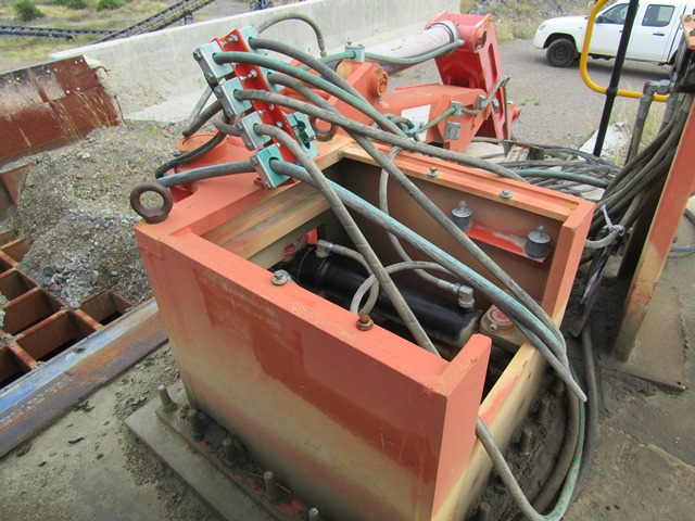 Dynamic Machinery/Rammer/Vibramech Static Grizzly Screen - ON AUCTION