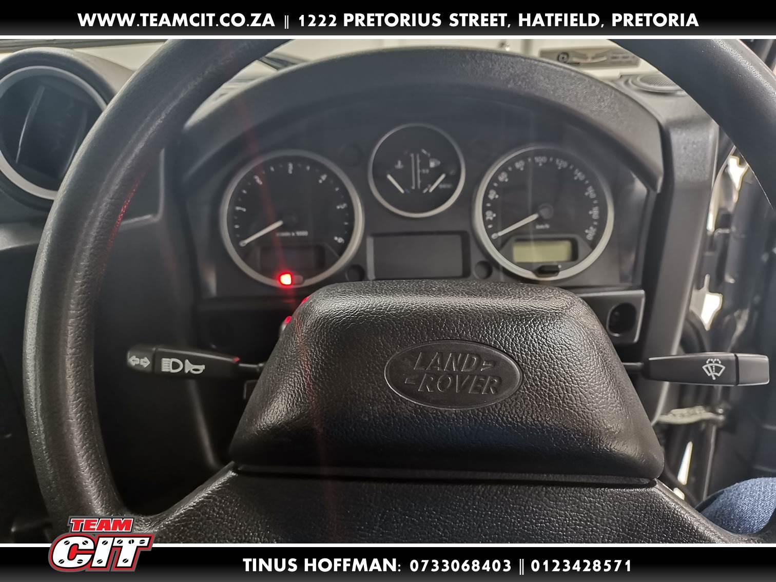 2008 Land Rover Defender 110