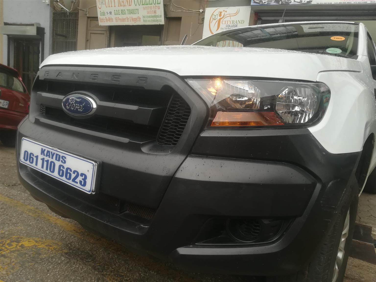 Ford Ranger Xtra Cab