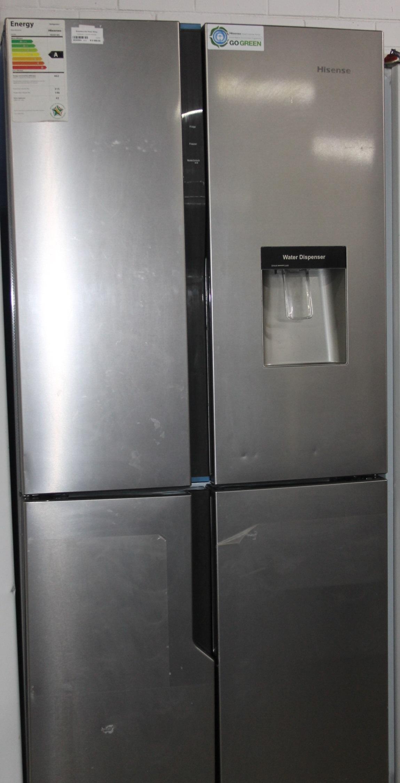 S035385A Hisense 4 door fridge #Rosettenvillepawnshop