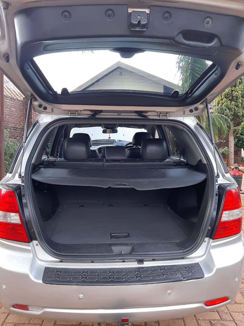 2008 Kia Sorento 2.5CRDi 4x4 automatic