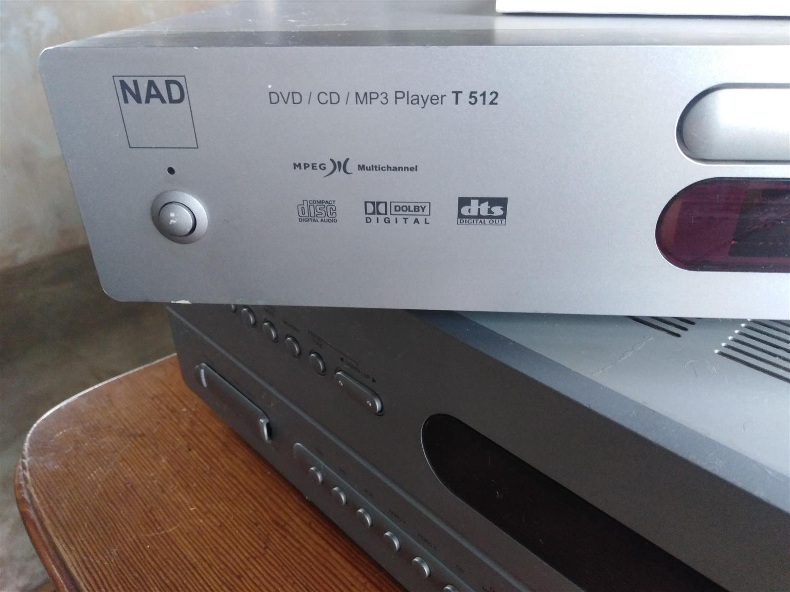 NAD Home cinema 5.1 System -Audiophile Quality