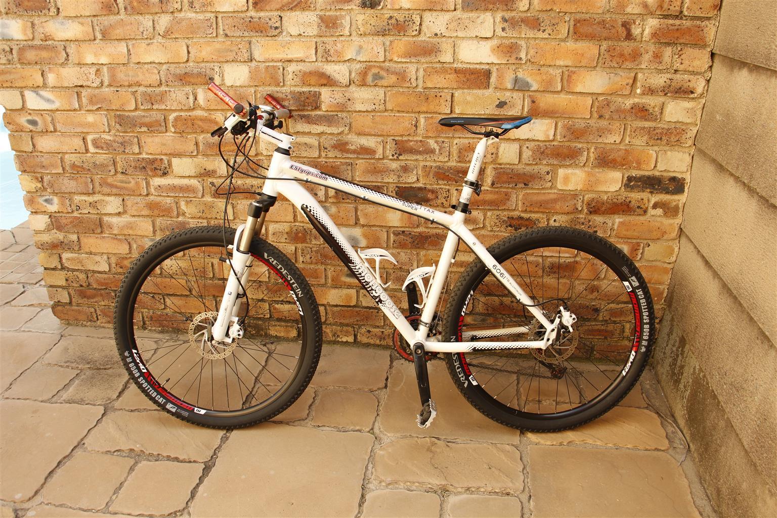 Bicycle Mangoose