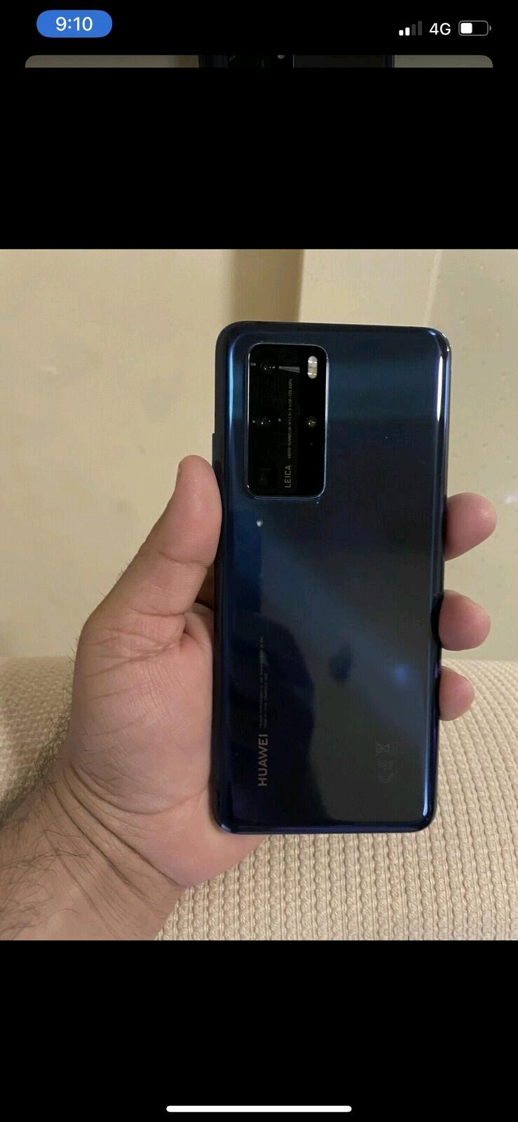 Huawei P40 pro 256gb black R12.000 5G