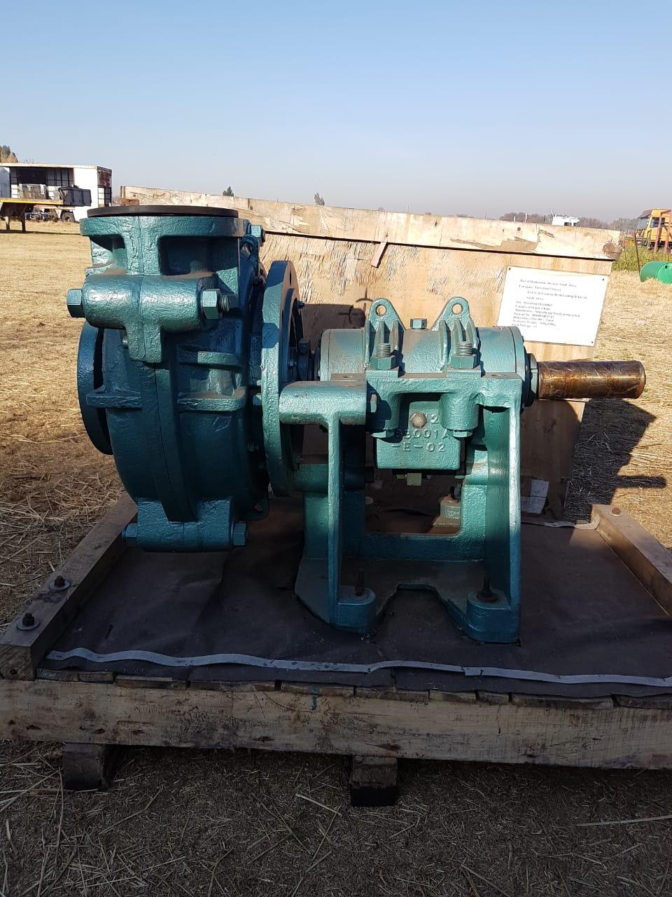 Slurry Pumps