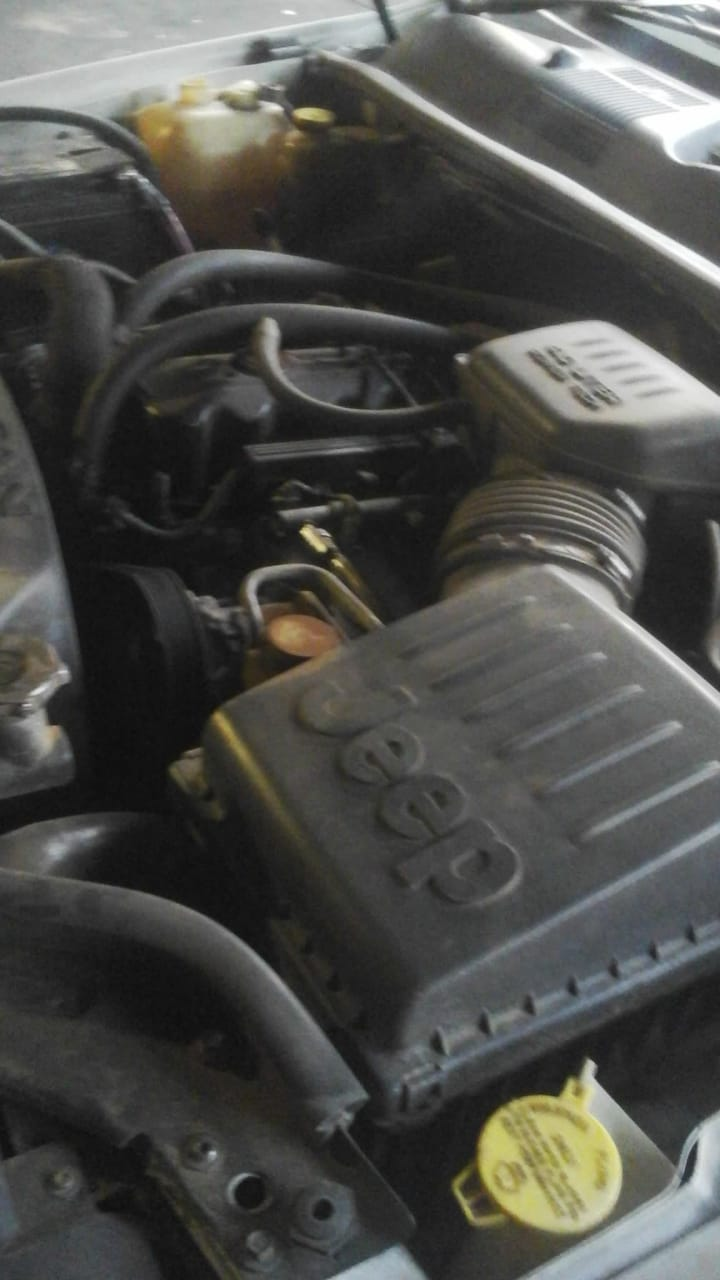 1999 Jeep Laredo