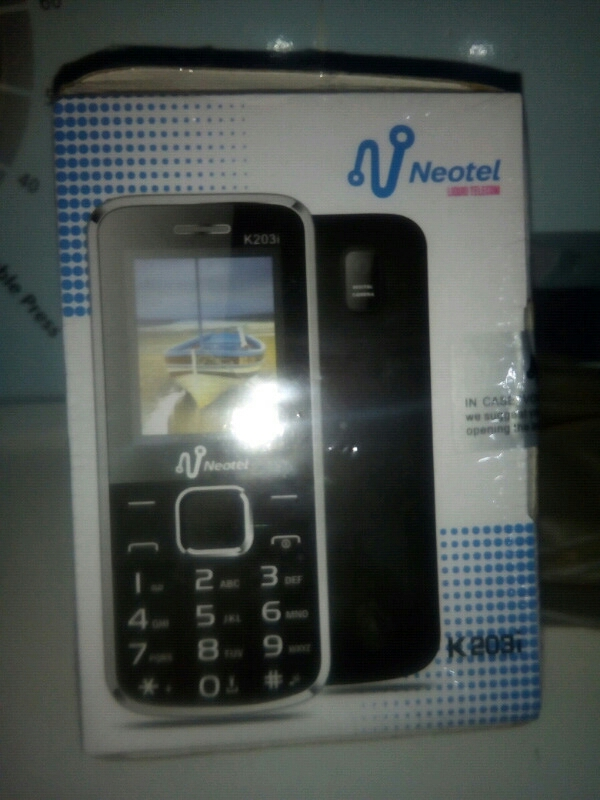 Neotel Wireless Landlines For Sale 011 Sim card