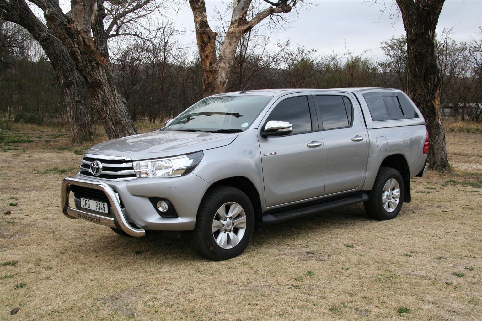 2016 Toyota Hilux Double Cab Hilux 2 8 Gd 6 Raider 4x4 A T P U D C Junk Mail