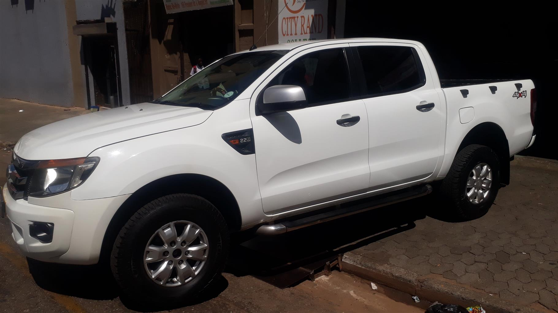 2012 Ford Ranger 2.2 double cab 4x4 XLS