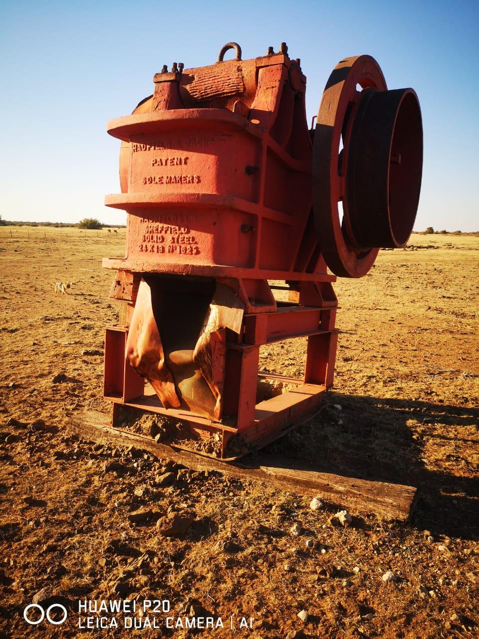 Mining plant equipment